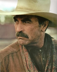 Tom Selleck cowboy