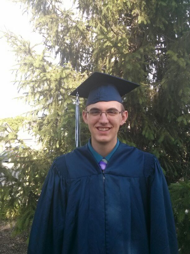 Jace graduation