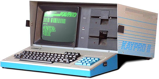 The first computer I ever used.