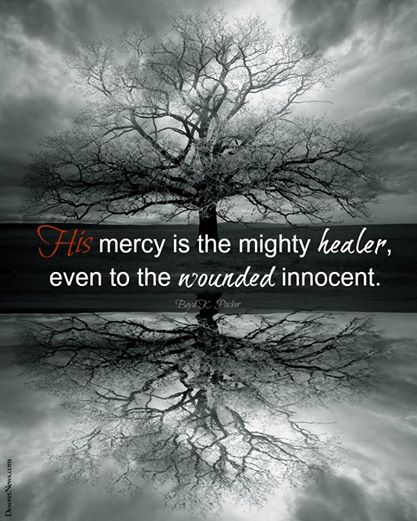 He is the mighty healer