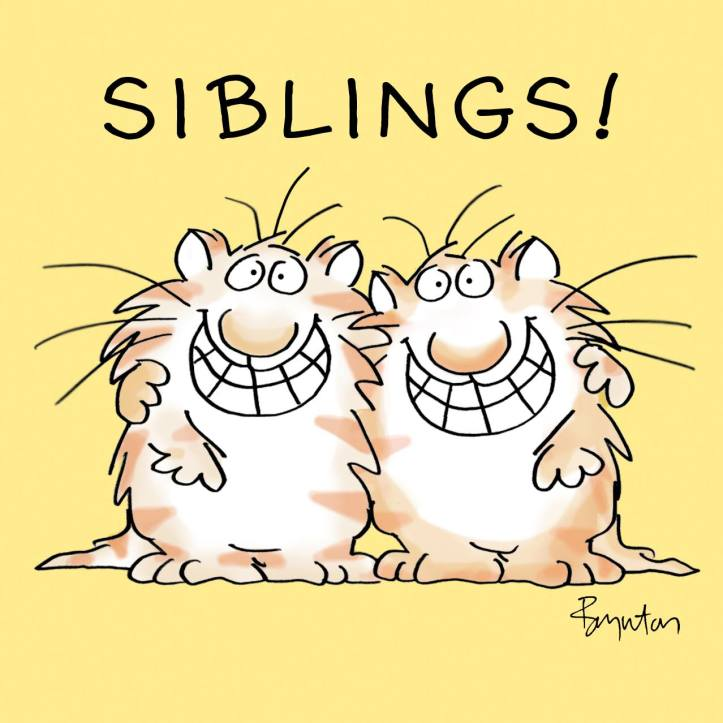 Siblings! Sandra Boynton