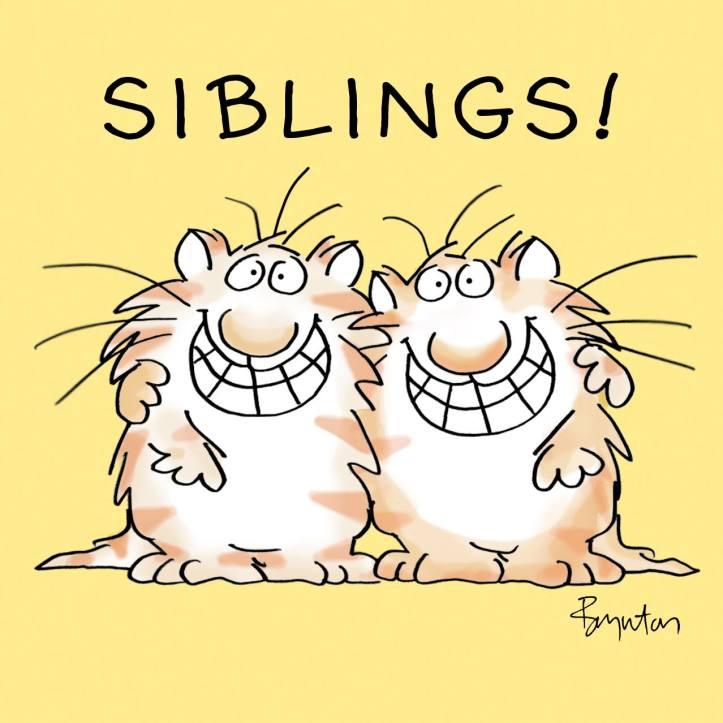Siblings! Sandra Boynton