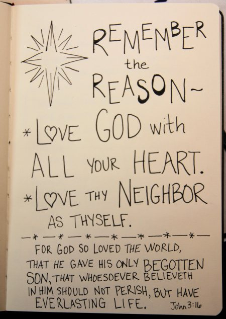 Remember the Reason