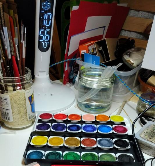dry-paint