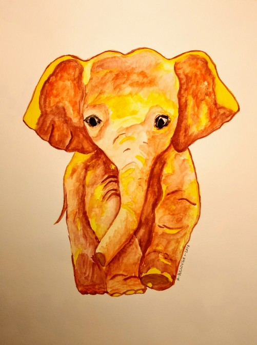 yellow-elephant